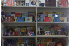 A.P.Model School Library Opening  on 10-04-2019