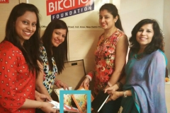 Bikano Foundation inauguration and installation of F4TF drop boxes in the office premises