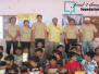 Book donation campaign at Janapriya West Colony