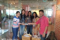 BOOK DONATION CAMPAIGN BY SYNCHRONY FINANCIAL VOLUNTEERS dt 12th Feb (2)