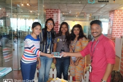 BOOK DONATION CAMPAIGN BY SYNCHRONY FINANCIAL VOLUNTEERS dt 12th Feb (4)