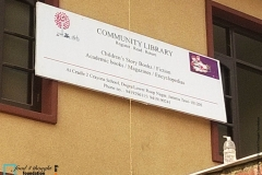 Cradle2Crayons Community Library, Jammu