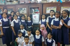 LMG School Library inaugurated on 27th June 2016