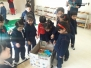 Lotus boulevard  Ardee world school Sector 100 Book Donation Campaign