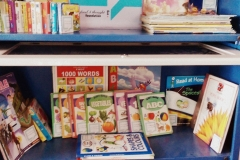 Mandal Parishad Primary School Library- 30th December 2015