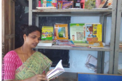 MPPS Aliabad-Library Opening on 12-04-2019
