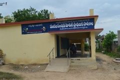 Library inauguration at MPPS Chintalapadu on 8th July 2016