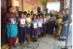 MPUP, Rangampet-Library Opening on 12-04-2019