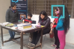 Book contribution campaign- Orange County Society- 16th January 2016