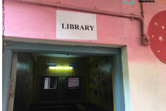 Pragathi Model School- Library inauguration on 12-Dec-2018