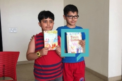 Joy of Reading session- 15th April 2015