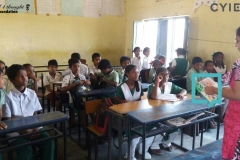 Joy of Reading session- 12th April 2016