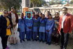 SOS HGS Library at Palla Nuh Mewat- 04 February 2016