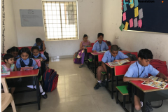 Sri Little Angles Primary school Library on 10-04-2019