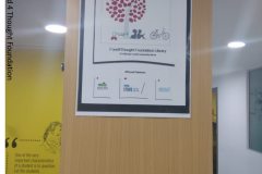Tata Strive Hyderabad-Library inauguration on 13-Dec-2018