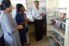 VTC Borabanda Community Library, Hyderabad