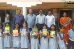 ZPHS Aliabad-Library Opening on 09-04-2019